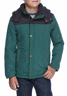 London Fog Quilted Jacket