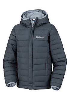 Columbia Powder Lite Puffer Boys 8-20