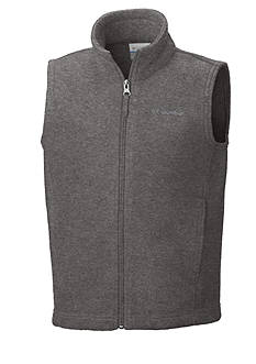 Columbia Steens Mountain Vest Boys 8-20