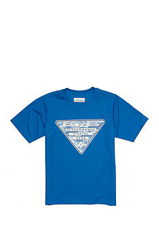 Columbia PFG Triangle Tee Boys 8-20