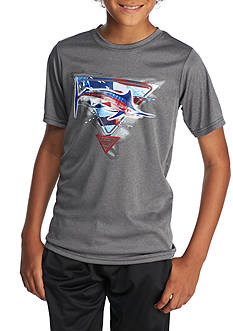 Columbia PFG By The Shore Americana Tee Boys 8-20