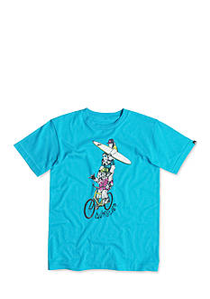Quiksilver™ Short Sleeve Monkeyteers Tee Boys 8-20