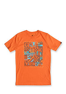 Quiksilver™ Check Republik Tee Boys 8-20