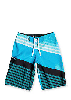Quiksilver™ Incline Logo Boardshorts Boys 8-20