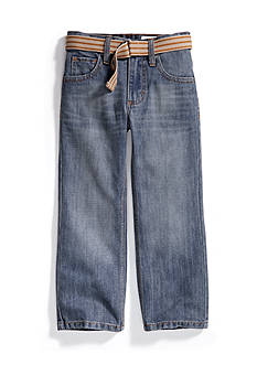 Lee® Dungaree Belted Relaxed Bootcut Jean Boys 4-7