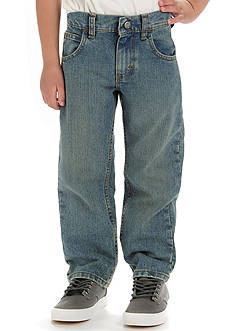 Lee Premium Select Straight Leg Jeans - Tough Max Boys 4-7