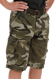 Lee® Dungarees Wyoming Cargo Shorts Boys 8-20