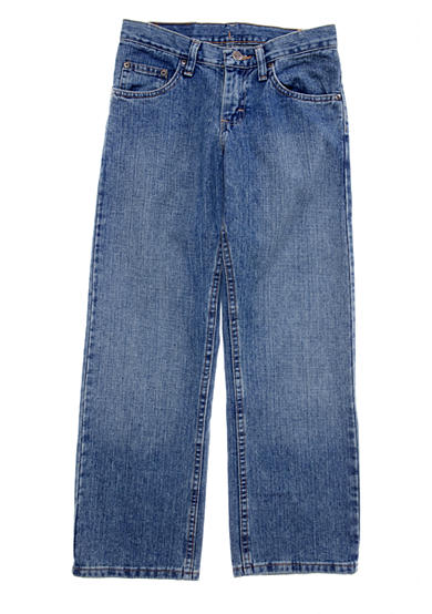 Lee® Relaxed Straight Husky Denim Boys 8-20