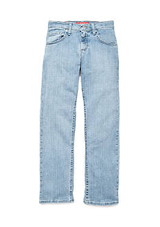 Lee Regular Fit Straight Leg Jeans Boys 8-20