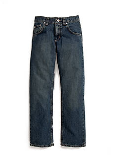 Lee Slim Straight Leg Premium Select Jeans Boys 8-20
