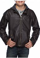 Pacific Trail Motorcycle Jacket With Fleece Hood