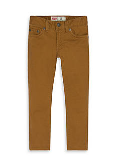 Levi's® 511 Slim Sueded Pants Boys 4-7