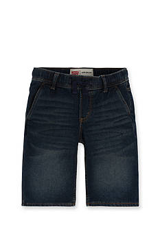Levi's® Knit Jogger Shorts Boys 4-7