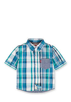 Levi's One-Pocket Woven Shirt Boys 4-7