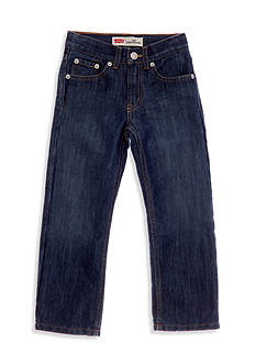 Levi's® 514 Straight Denim Blue Jeans Boys 4-7