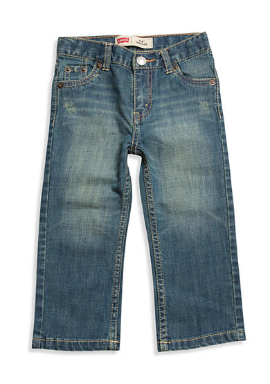 Levi's® 514 Straight Blue Jeans Boys 4-7