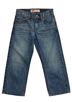 Levi's 505 Regular Fit Jeans For Boys 4-7