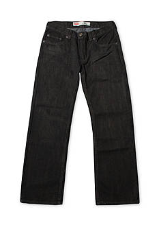 Levi's 505 Regular Blue Jeans Husky Boys 8-20