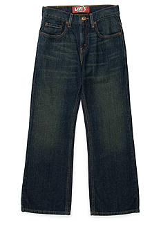 Levi's® 527 Loose Boot Cut Denim Jeans Boys 8-20 Husky