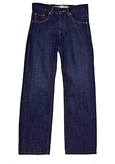 Levi's® 550 Relaxed Blue Husky Jean Boys 8-20