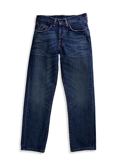 Levi's® 501 Original Fit Denim Blue Jeans Boys 8-20