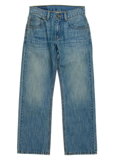 Levi's® 505 Regular Blue Jeans For Boys 8-20