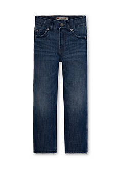 Levi's® 514 Straight Blue Jeans Boys 8-20