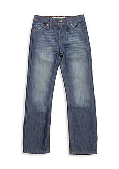 Levi's 514 Straight Blue Jeans Boys 8-20