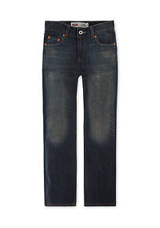 Levi's® 514™ Straight Blue Slim Jeans Boys 8-20