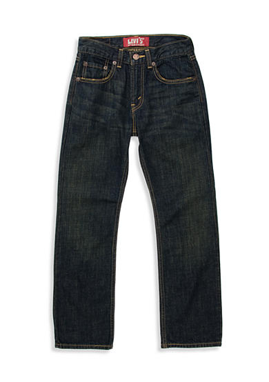 Levi's® 527 Boot Cut Denim Blue Jeans Boys 8-20