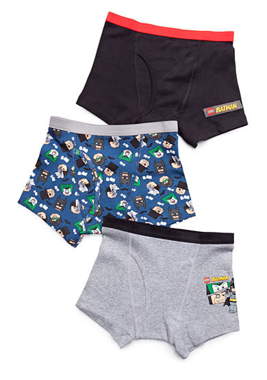 Batman™ 3-Pack Boxer Briefs Boys 4-7