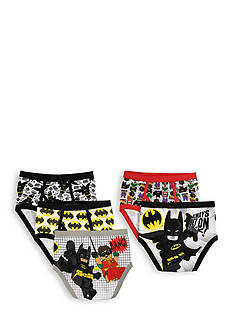 Lego Batman 5-Pack Underwear Boys 4-7