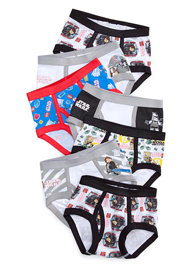 Lego® Star Wars™ 7-Pack Underwear Toddler Boys