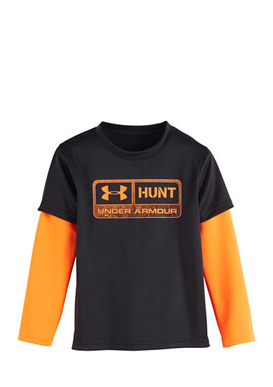 Under Armour® Hunt Layered Tee Boys 4-7