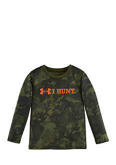 Under Armour I Hunt Long Sleeve Tee Boys 4-7