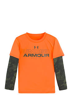 Under Armour Takeover Slider Tee Boys 4-7