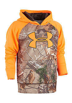 Under Armour Solid Real Tree Hoodie Boys 4-7