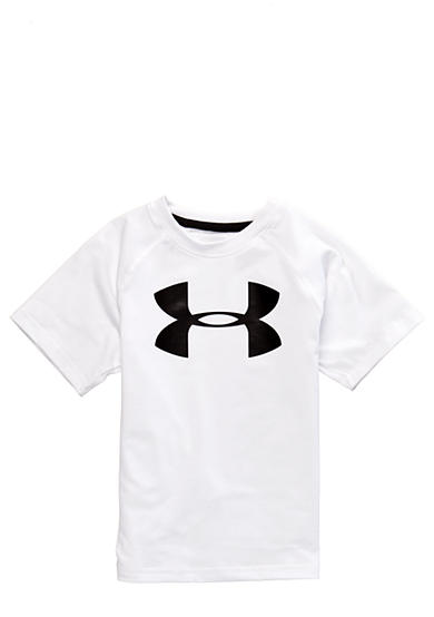 Under Armour® Big Logo Tee Boys 4-7