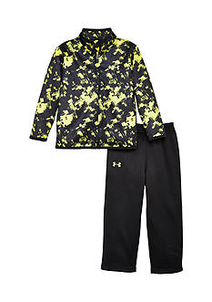 Under Armour® 2-Piece Thermulator Warm Up Pullover and Pants Set Boys 4-7