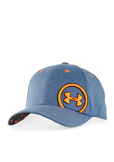 Under Armour® Micro Camo Blitzing Cap Boys 4-7