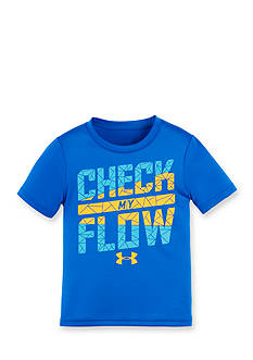 Under Armour® 'Check My Flow' Tee Boys 4-7