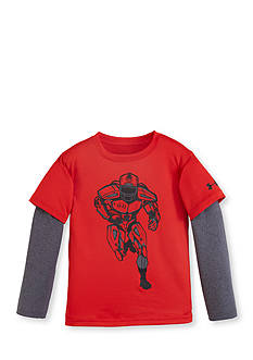 Under Armour Machine Slider Tee Boys 4-7