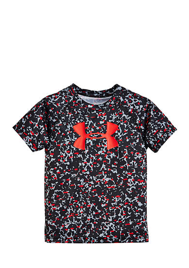 Under Armour® Mega Micro Camo Raglan Tee Boys 4-7