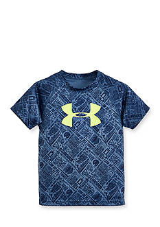 Under Armour Show Me Sweat Big Logo Tee Boys 4-7