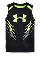 Under Armour® Armour Up Muscle Tee Boys 4-7