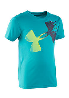 Under Armour® Logo Smash Tee Boys 4-7