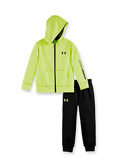 Under Armour 2-Piece Symbol Hoodie And Pant Set Boys 4-7