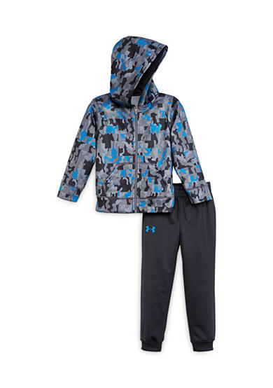 Under Armour® Atlas Symbol Hoodie And Pant Set Boys 4-7