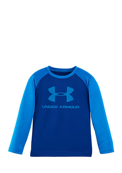 Under Armour® Core Branded Raglan Tee Boys 4-7