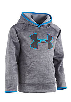 Under Armour Big Logo Twist Hoodie Boys 4-7